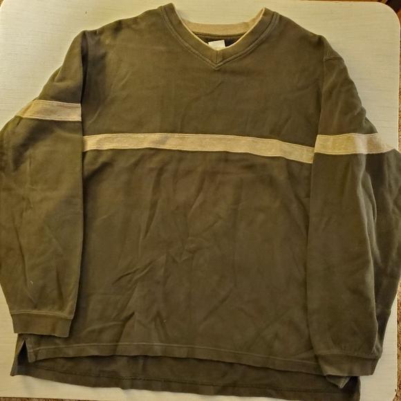 Eddie Bauer long sleeve pullover XXL